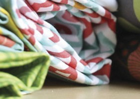 Tkaniny drukowane na Panele na kocyki, Panele na kołderki