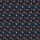 Fabric 2220 | Tribal Adventure - navy 2