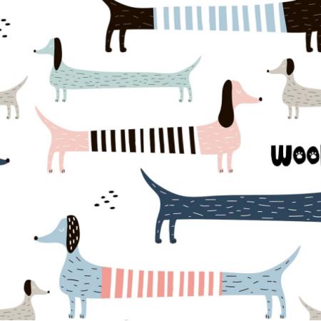 Fabric 20581 | Koty psy 6