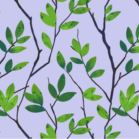 Fabric 20787 | liście 3 (wiosna 1)