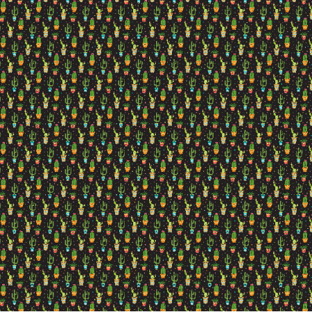 Fabric 20789 | Cactuses0