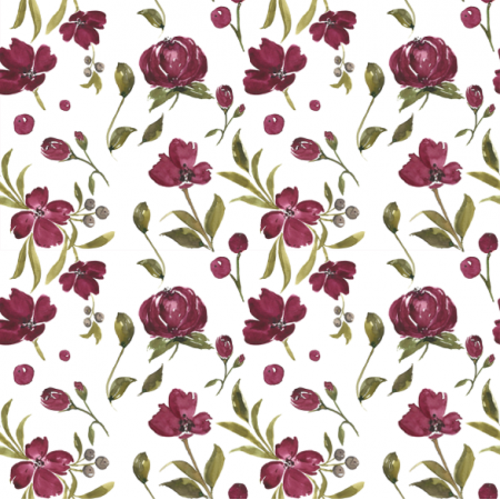 Fabric 20841 | bordo00