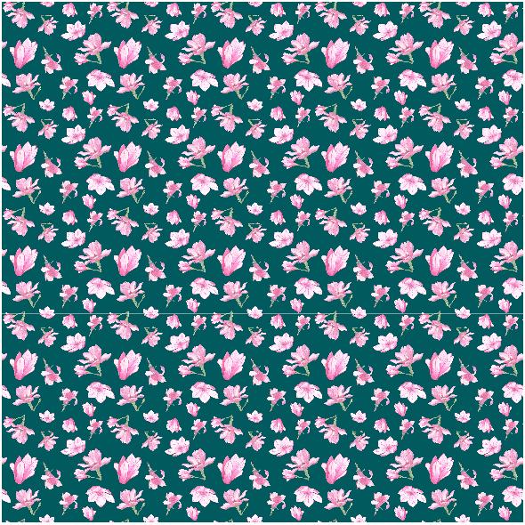 Fabric 20889   Magnolie