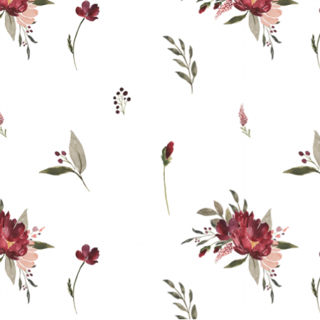 Fabric 20919 | burgundy00