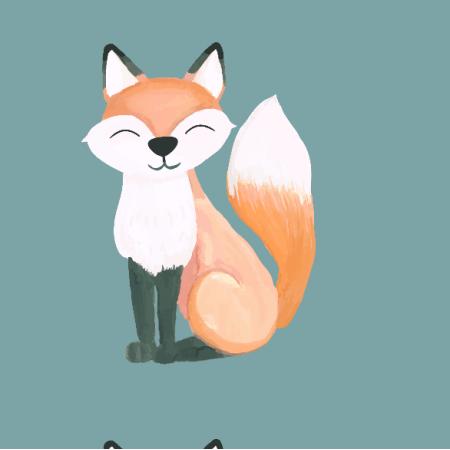 Fabric 20936 | Fox