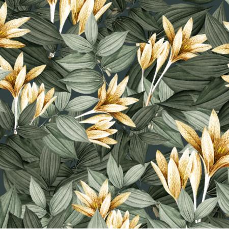 20989 | Golden flowers