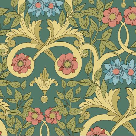 Fabric 21033 | elegant pattern