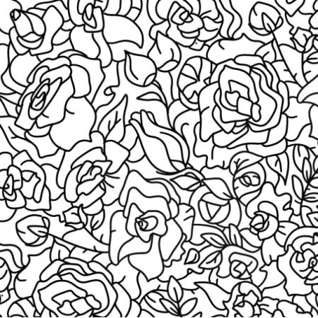 Tkanina 21062 | Róży