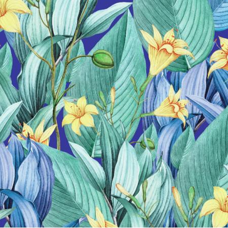 21087 | spring garden pattern