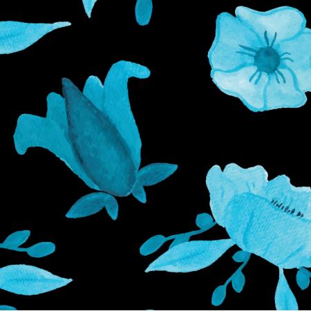 Fabric 21101 | polne kwiaty
