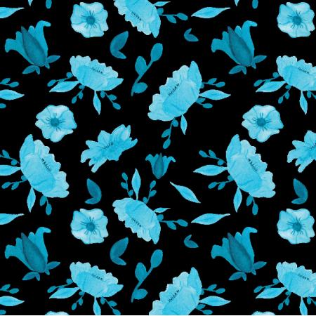 Fabric 21102 | polne kwiaty