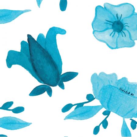 Fabric 21103 | polne kwiaty