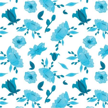 Fabric 21104 | polne kwiaty