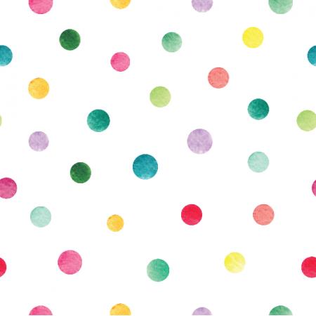 Tkanina 21279 | polka dots