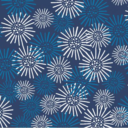 Fabric 21535 | Blue stars