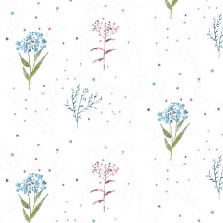 Fabric 21552 | kwiaty