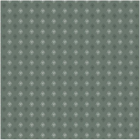 Fabric 21663   Irys zielony