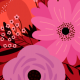 Fabric 21690 | NAJLEPSZA_MAMA_Czerwony