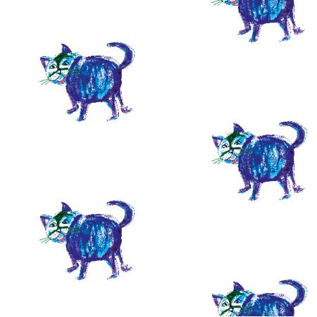 21920 | Fat cat 1 pattern for kids