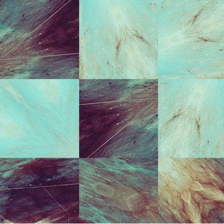 Fabric 2352 | PUZZLE 1