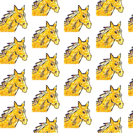 21998 | Horse head 1