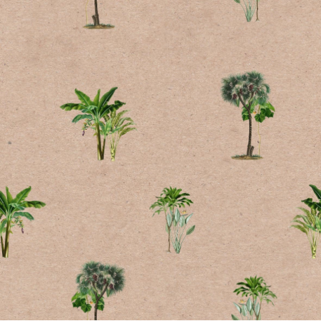 Tkanina 22023 | Botaniczny 17