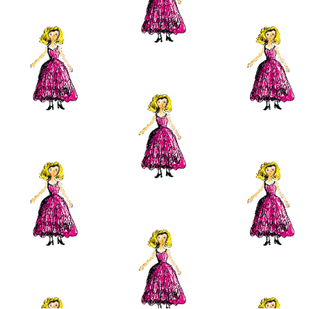 22042 | Princess 2 pattern for kids