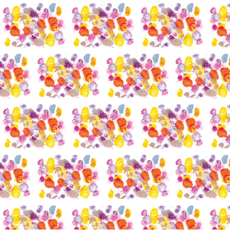 Fabric 22093 | Colourful abstract pattern 6A