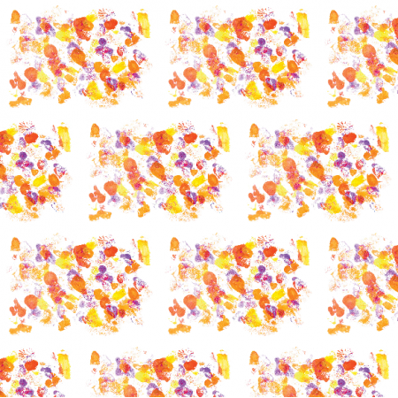 Tkanina 22106 | Colourful abstract pattern 14A
