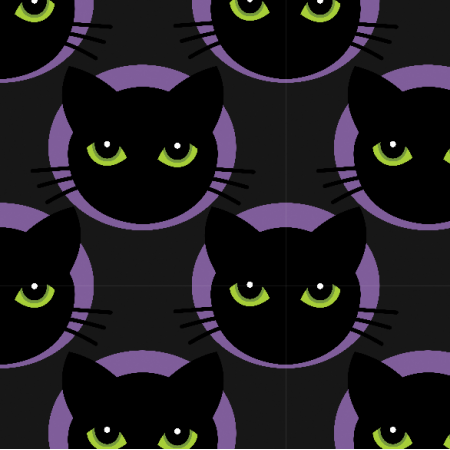 Fabric 22132 | cats small