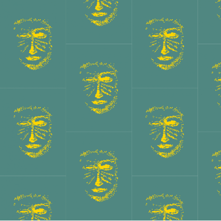 22147 | Yellow  mask 1