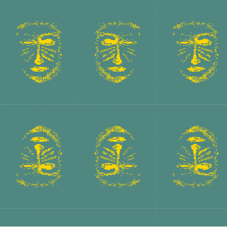 22148 | Yellow  mask 1A