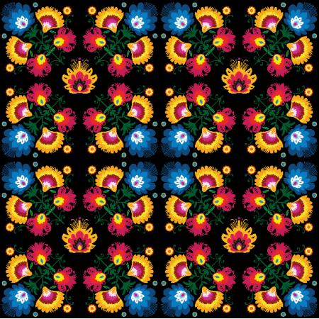 Fabric 22218 | kompozycja folkowa small
