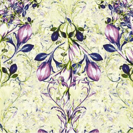 Fabric 22254 | KOMPOZYCJA Z KWIATAMI - SERIA 6