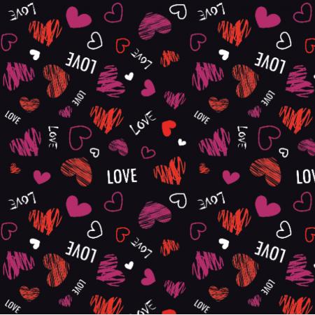 Fabric 22300 | Serca black