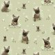 Fabric 22410 | Frenchie 2 green