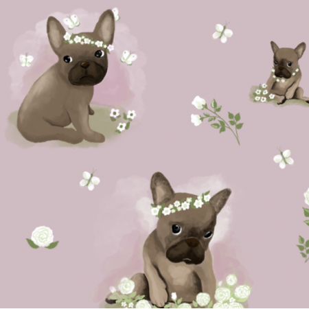 Fabric 22412 | FrenchiE 2