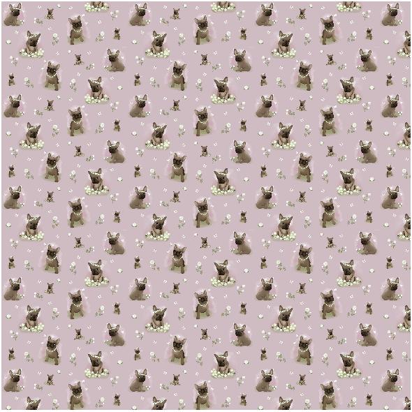 Fabric 22412 | FrenchiE 2