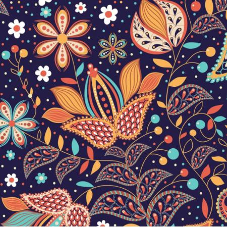 Fabric 22760 | Indiański 6