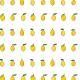 Fabric 22777 | Fresh yellow lemons