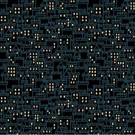 Fabric 22793   Zamek 2 blue