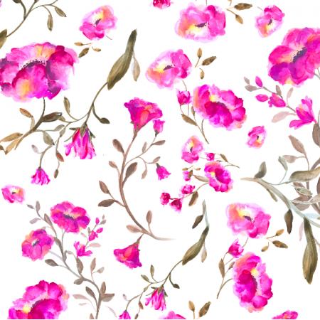 22843 | Flower - pink 1