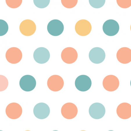 Fabric 22866 | pastel polka dot