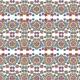 Tkanina 2440 | Alice look! Kaleidoscope