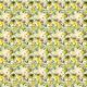 Fabric 22907 | DUŻE ZÓŁTE KWIATY