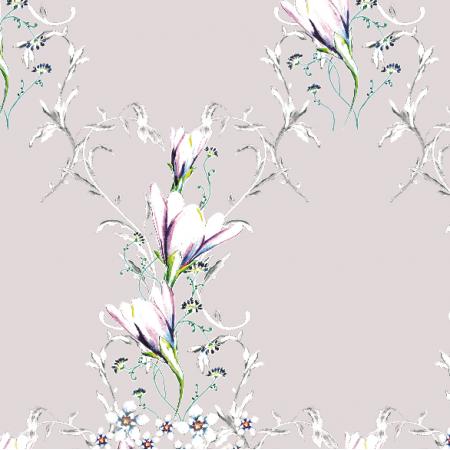 22962 | Elegancki wzór dekoracyjny - seria 1