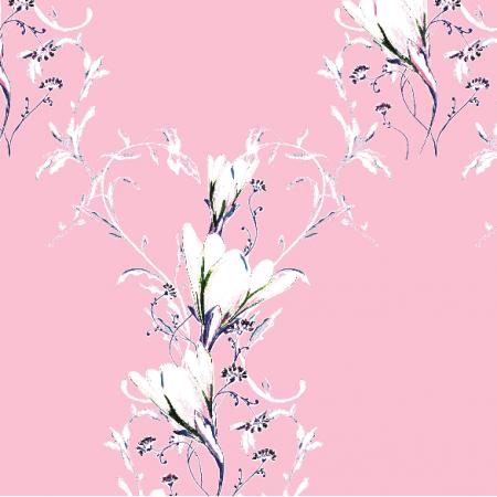 Fabric 22965 | Elegancki wzór dekoracyjny - seria 4