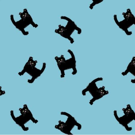Fabric 23047 | koty