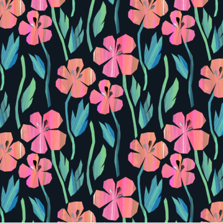Fabric 23054 | flowering meadow