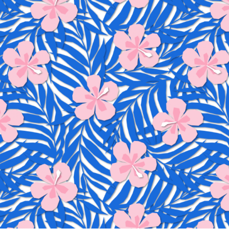 23061 | Tropical flowers